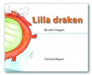 bilder bok, barnbok, lilla draken